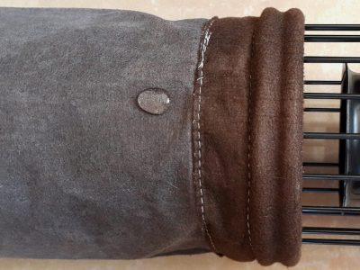 Filter bags: Polypropylene